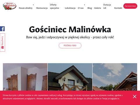 Gosciniecmalinowka.pl Szymbark