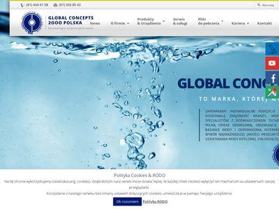 Global Concepts uzdatnianie wody