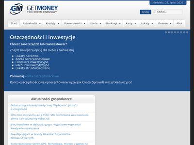 Get-money.pl pożyczki pozabankowe i chwilówki