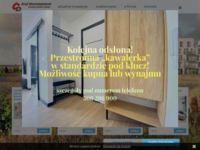 Gryf Development deweloper Szczecin