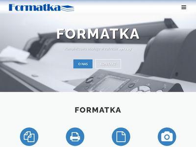 Formatka - archiwizacja