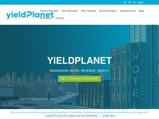 Yieldplanet.com - program do obsługi hotelu