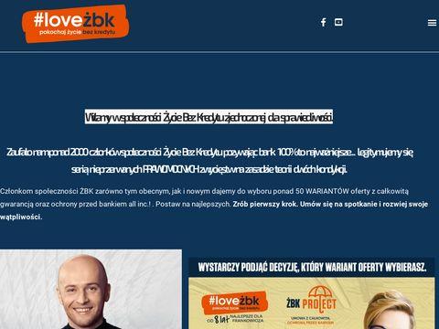 Zyciebezkredytu.pl - frankwoicze pozew