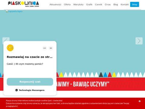 Piaskownica.eu - imprezy dla dzieci