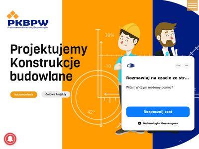 Pkbpw.pl - lekkie konstrukcje stalowe