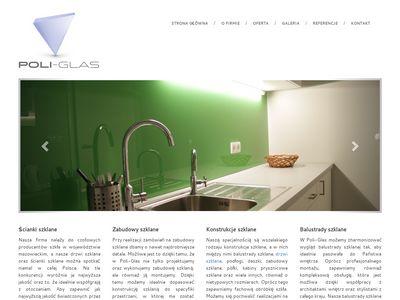 Poliglas.pl - drzwi szklane przesuwne