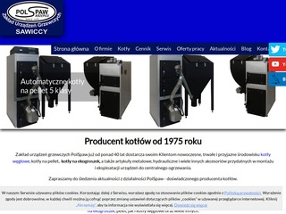 Polspaw producent piecy co