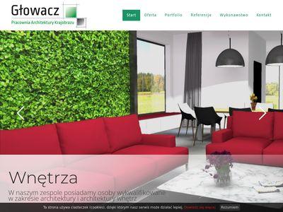 Pak-glowacz.pl pracownia architektury krajobrazu