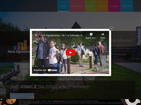 Park-ogrodzieniec.pl miniatur