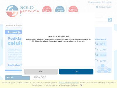 Solomedica.pl - aps - rękawiczki lateksowe
