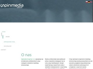 Spinmedia.pl - audio marketing