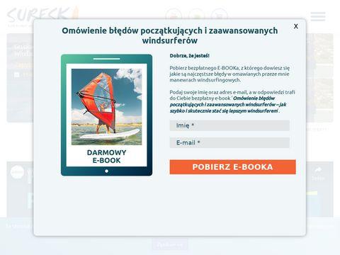 Surfski.pl wyjazdy i szkolenia windsurfingu
