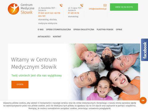 Dentysta Szczecin CMK