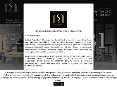 Styx.pl - pogrzeby Wrocław
