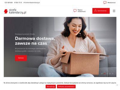 Strefakalendarzy.com.pl