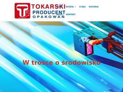 Tokarski.com.pl - folia z nadrukiem
