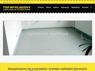 Wykładziny Warszawa. Montaż wykładzin