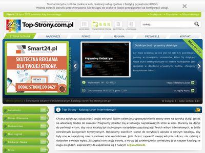 Top-strony.com.pl reklama