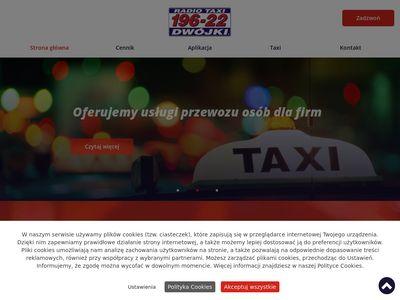 Radio Taxi Dwójki tanie Kraków