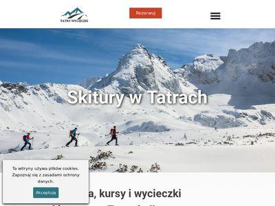 Tatry-wycieczki.com.pl z przewodnikiem tatrzańskim