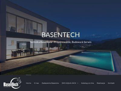 Basentech - producent basenów