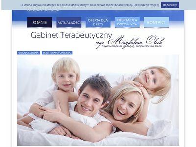 Terapia-lublin.pl dysgrafia Lublin