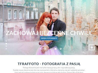 Traffoto.pl fotografia ślubna