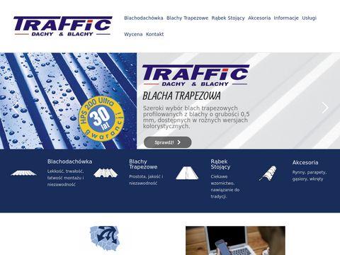 Traffic-blachy.pl