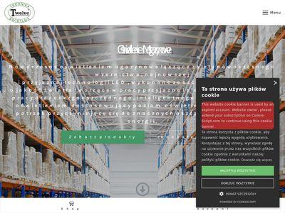 Twelvets.com.pl - oświetlenie roślin