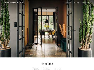 Wesolowscy-design.pl architekt wnętrz Łódź