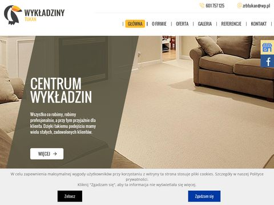 Tukan sprzedaż wykładzin Szczecin