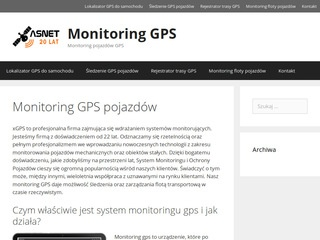 Xgps.pl - monitoring