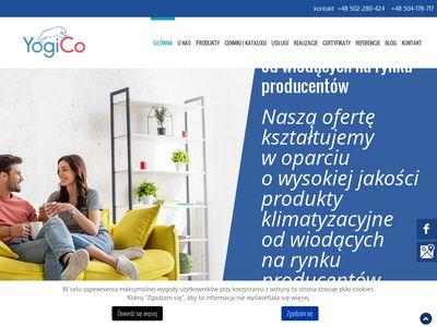 Yogico-klimatyzacja.pl instalacja