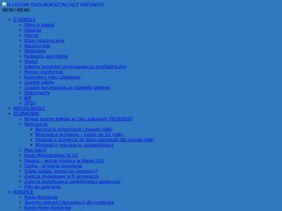 Zso3.katowice.pl - pozycjonowanie www