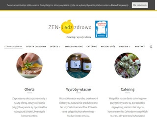 ZenJedzzdrowo.pl catering Puck