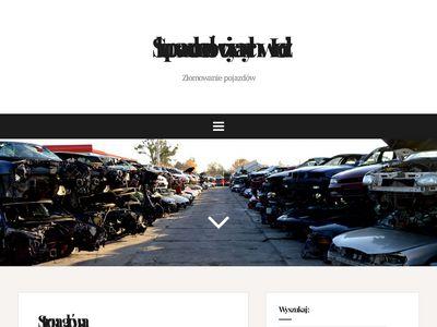 Autoguziec skup aut Łódź
