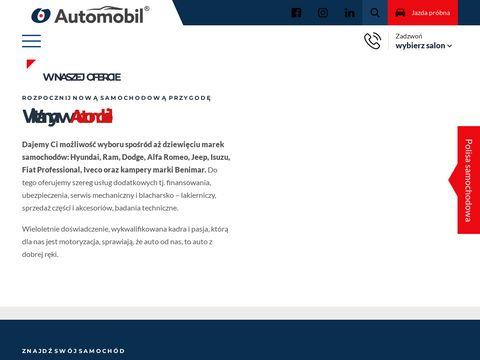 Auto-Mobil - stacja diagnostyczna Gdynia