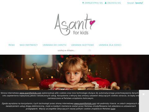 Asanti for Kids