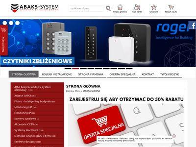Abaks-System - kamery IP