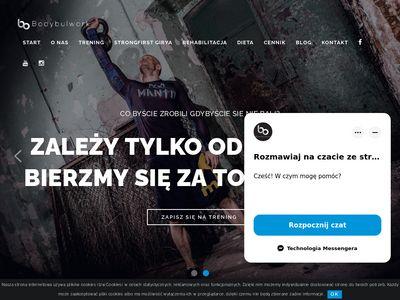 Bodybulwark.com - trener osobisty Łódź