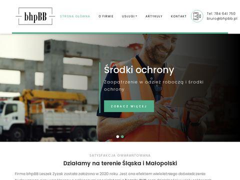 Bhpbb.pl kursy Bielsko