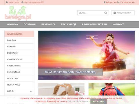 Bawigo.pl sklep z zabawkami