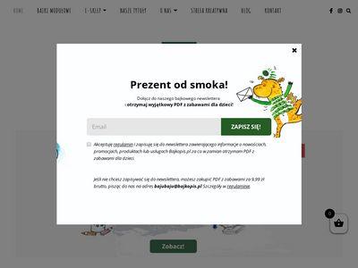 Bajkopis bajki dla dzieci wydawnictwo