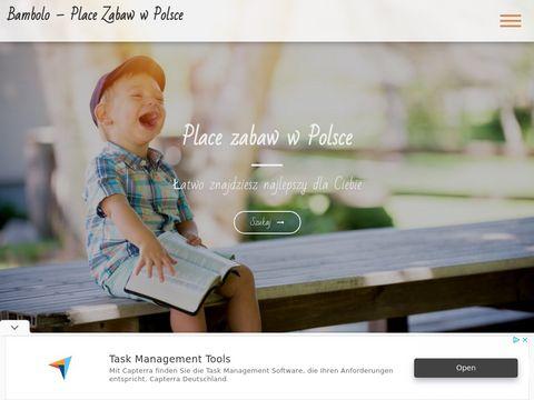 Bambolo.pl sklep internetowy ubranka dla dzieci