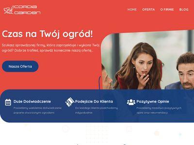 Cordiacystersowgarden.pl mieszkania w Krakowie