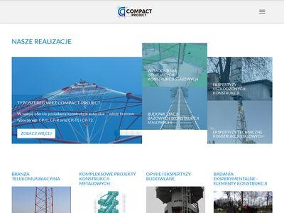 Compact-project.pl - biuro Inżynierskie