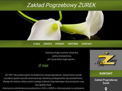 Centrumpogrzebowezurek.com