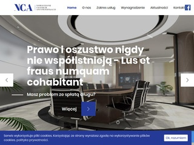 NCA Antywindykacja - pomoc prawna frankowiczom