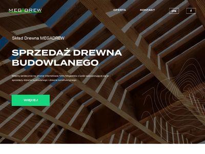 Megadrew deski Aleksandrów Łódzki