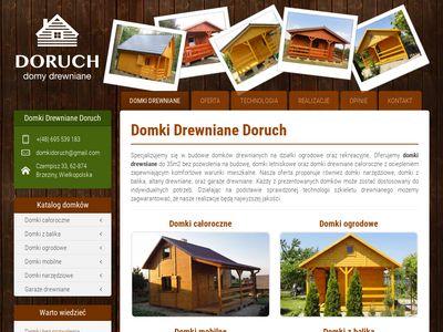 Domkidoruch.pl narzędziowe